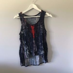 Hurley Tank Top, size small